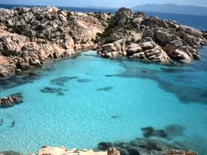 Comprata per 90mila euro la spiaggia dell'isola di Santo Stefano.