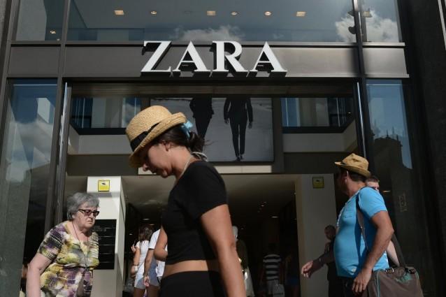 La catena di abbigliamento Zara cerca addetti alla vendita