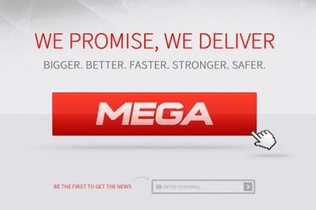 Mega, il lancio previsto per domani, gratis 50Gb per tutti.
