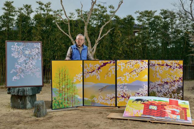 A 73 anni crea fantastici dipinti con Excel.