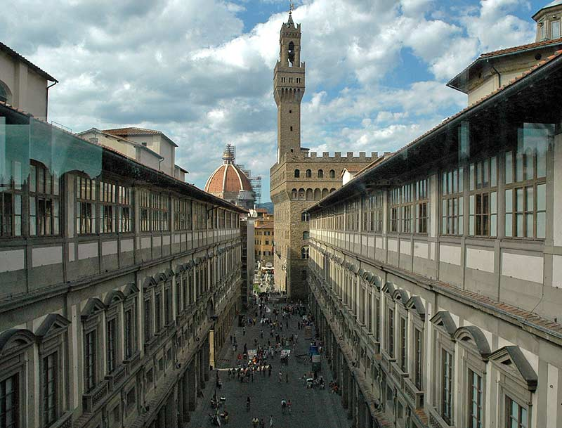 Prenotare per gli Uffizi la Galleria darte a Firenze pi