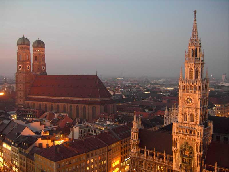 Cosa vedere a Monaco di Baviera visitare il centro e i dintorni