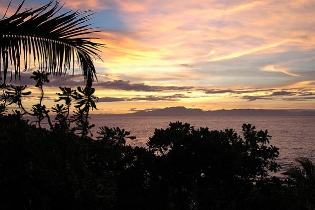 La bellezza selvaggia delle isole Fiji.