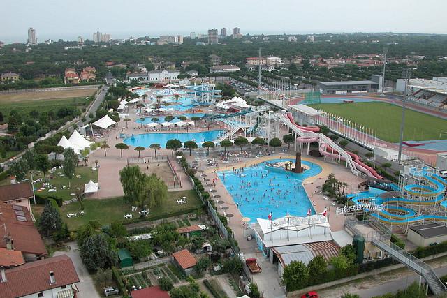 Parchi acquatici in Italia i migliori da Nord a Sud