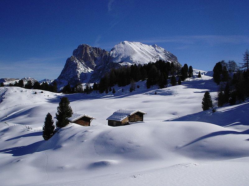 Natale sulle Alpi vacanze ad alta quota