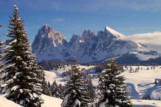 Vacanze in montagna in Trentino Alto Adige