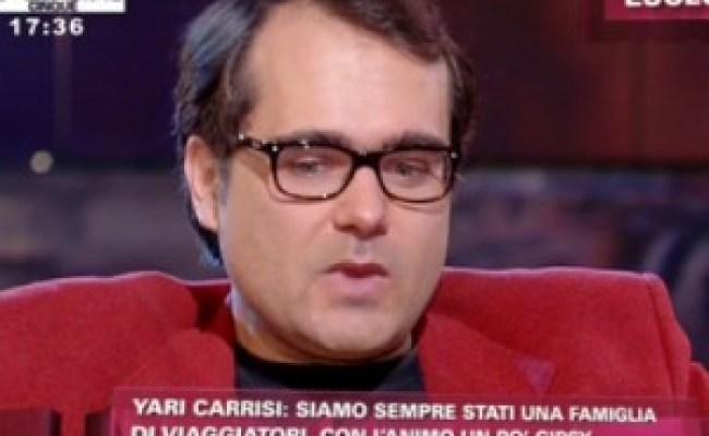 Yari Carrisi A Domenica 5 Racconta L Amore Odio Di Albano