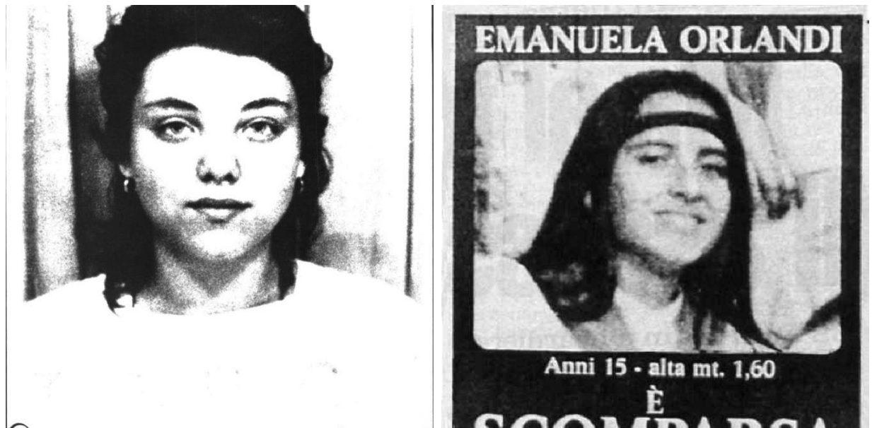 Lomicidio di Stefania Bini uccisa per inscenare un altro sequestro Orlandi