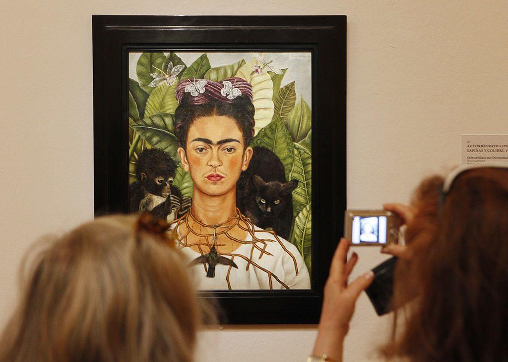Frida Kahlo Tina Modotti E Il Messico Mostra Milano