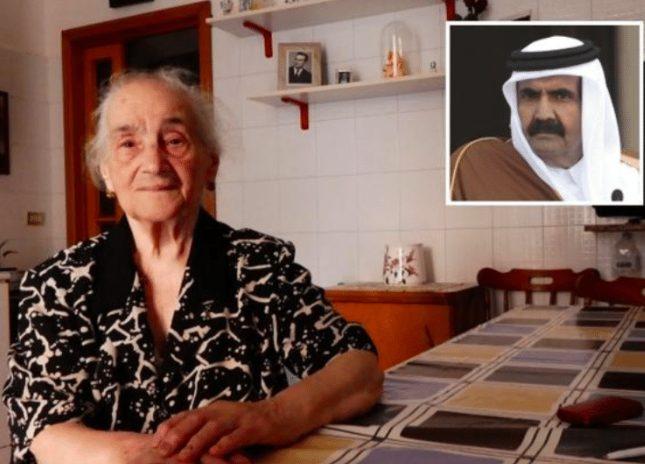 Da Brindisi al Qatar per festeggiare con lemiro il Capodanno da favola di Nonna Teresa