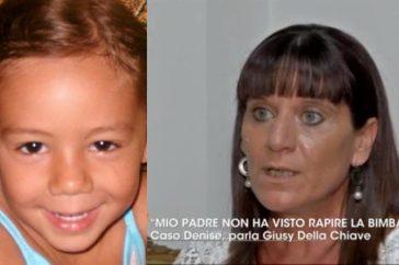 """Denise Pipitone, la figlia di Battista Della Chiave: """"Mio padre non vide il rapimento, è un incubo"""""""