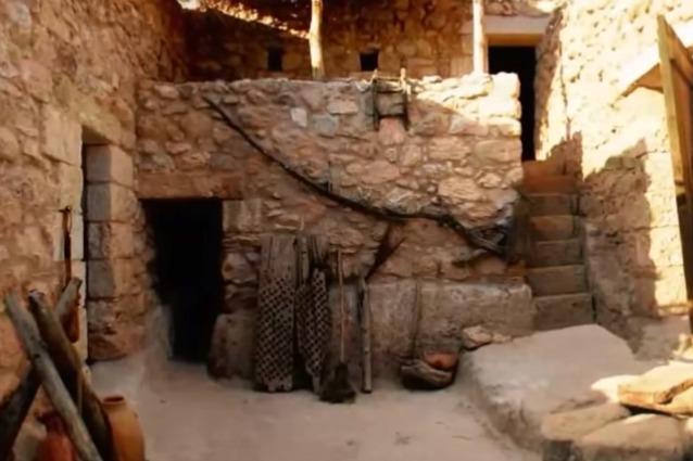 Nazareth scoperta la casa di Ges dove visse con Giuseppe