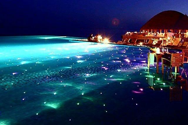 Caldo e afa le piscine pi spettacolari al mondo