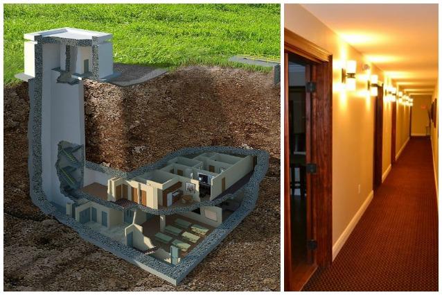 Da bunker a villa di lusso ecco la casa dove non verrete mai derubati
