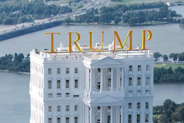Donald Trump alla Casa Bianca come cambier la residenza presidenziale