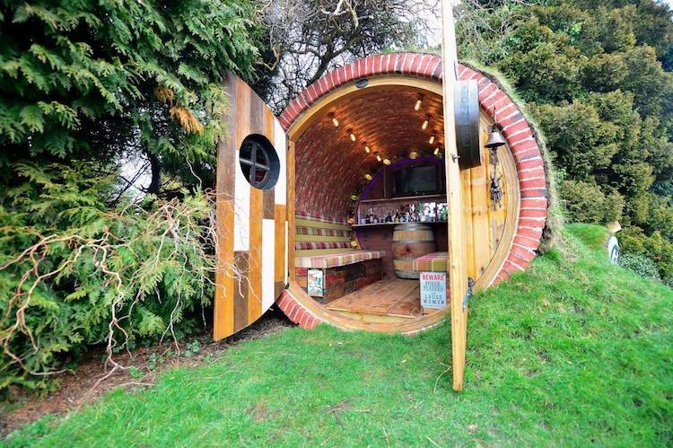 Hobbit House la casa hobbit sostenibile garantita 125 anni