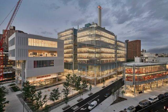 New York Renzo Piano progetta il nuovo campus della