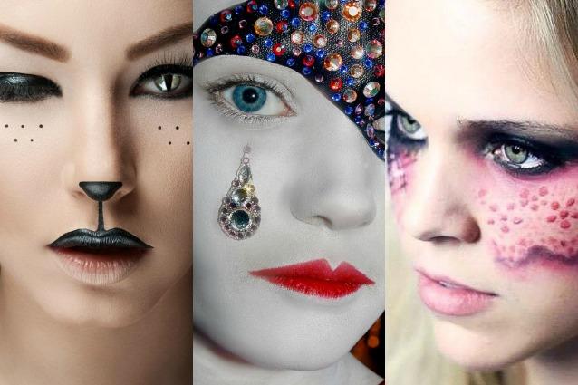 Come truccarsi a carnevale idee per realizzare il tuo make up fai da te