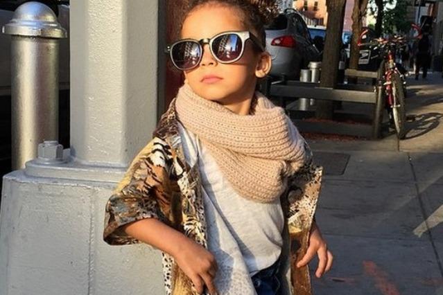 Baby fashion le nuove star di Instagram sono i bambini FOTO