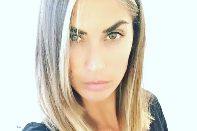 Melissa Satta ci d un taglio ecco il suo nuovo look