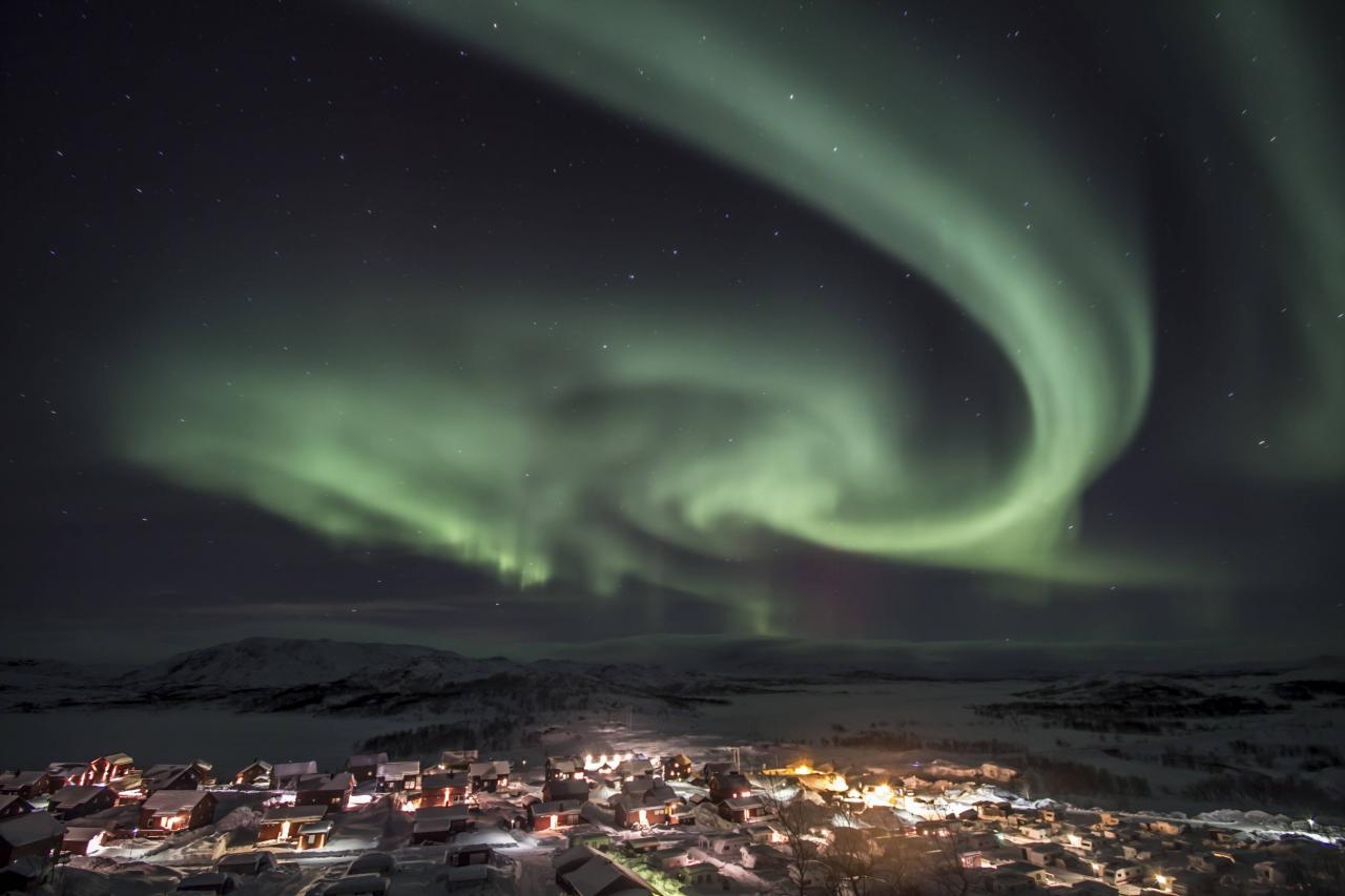 6 luoghi da sogno per vedere laurora boreale