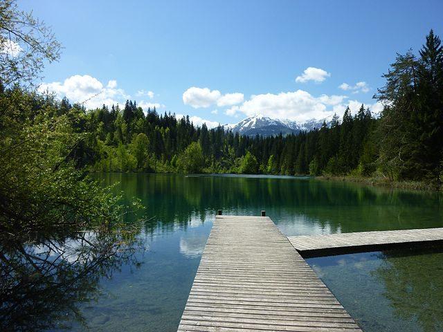 I laghi pi belli della Svizzera
