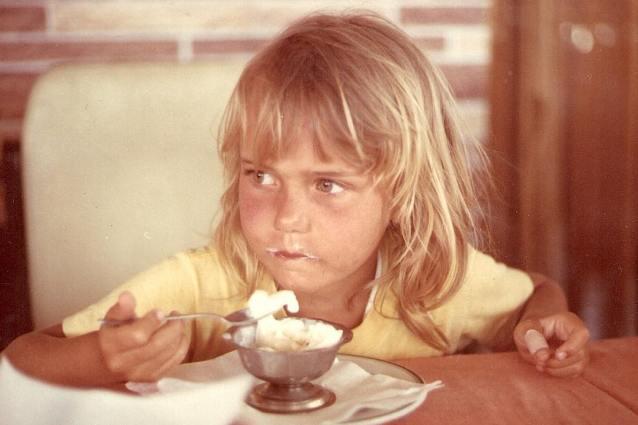 Ylenia Carrisi quando aveva 7 anni cos il fratello Yary la ricorda sui social