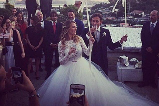 Ramona Amodeo di Uomini e Donne si  sposata nozze