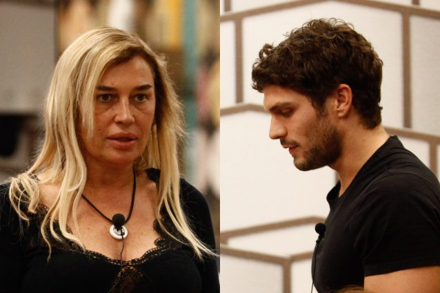 Lory Del Santo Si Scontra Con Elia Fongaro Non Mi Lasci