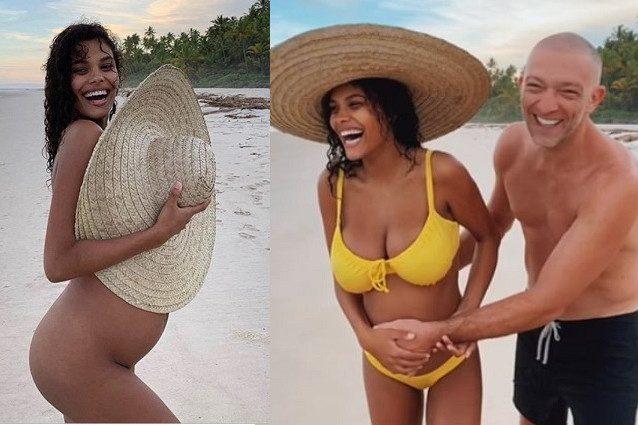 Vincent Cassel sar pap per la terza volta Tina Kunakey  incinta