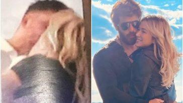 Il bacio con Ryan Friedkin risale al 20 dicembre, Diletta Leotta non era legata a Can Yaman