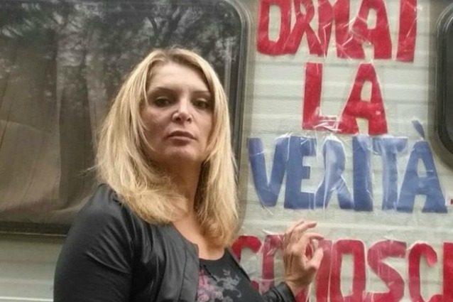 Rita Bonaccorsi Mi hanno flagellata e devastata ma non