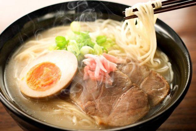 Ramen la ricetta originale della famosa zuppa giapponese