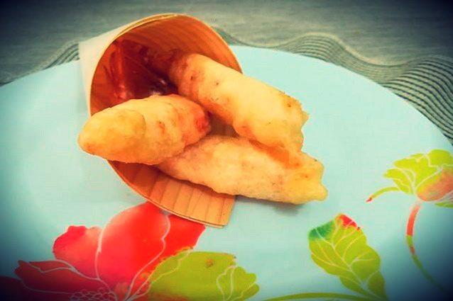 Tempura di gamberi la ricetta originale della frittura giapponese