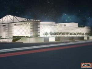 Un rendering del progetto Milano Alta