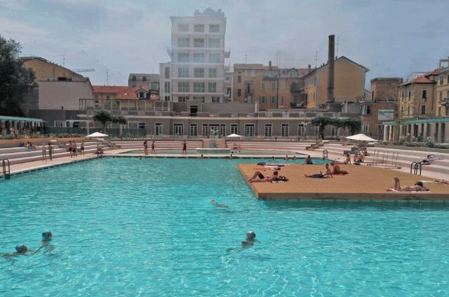 Milano riapre la storica piscina Caimi in via Botta si chiama I Bagni misteriosi