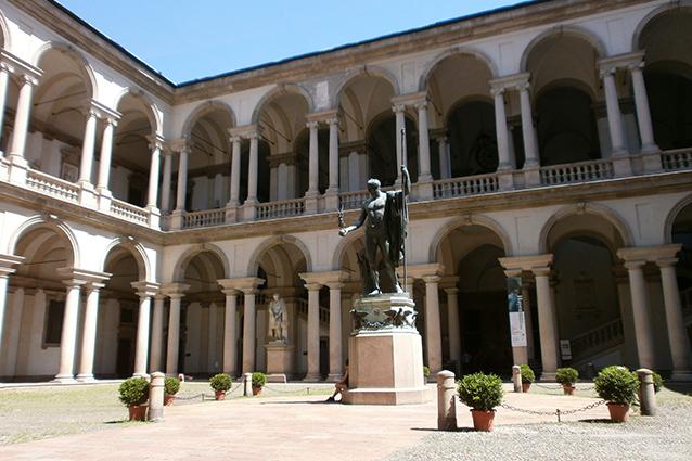 Visita alla Pinacoteca di Brera come arrivare e cosa vedere