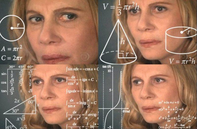Math Lady. meme più famosi