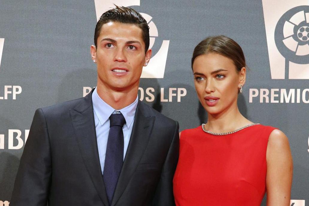 Cristiano Ronaldo a Zurigo senza la fidanzata Irina