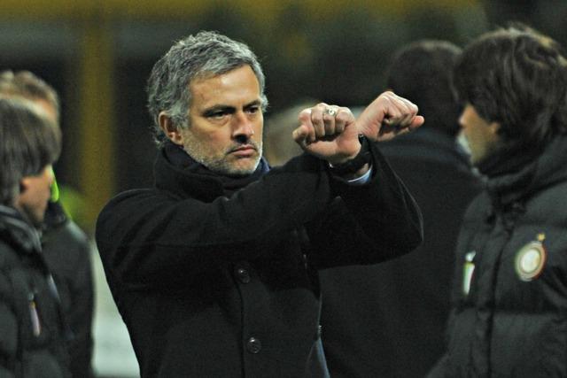 Mourinho, Gli Arbitri E L'inter Allenavo La Squadra A