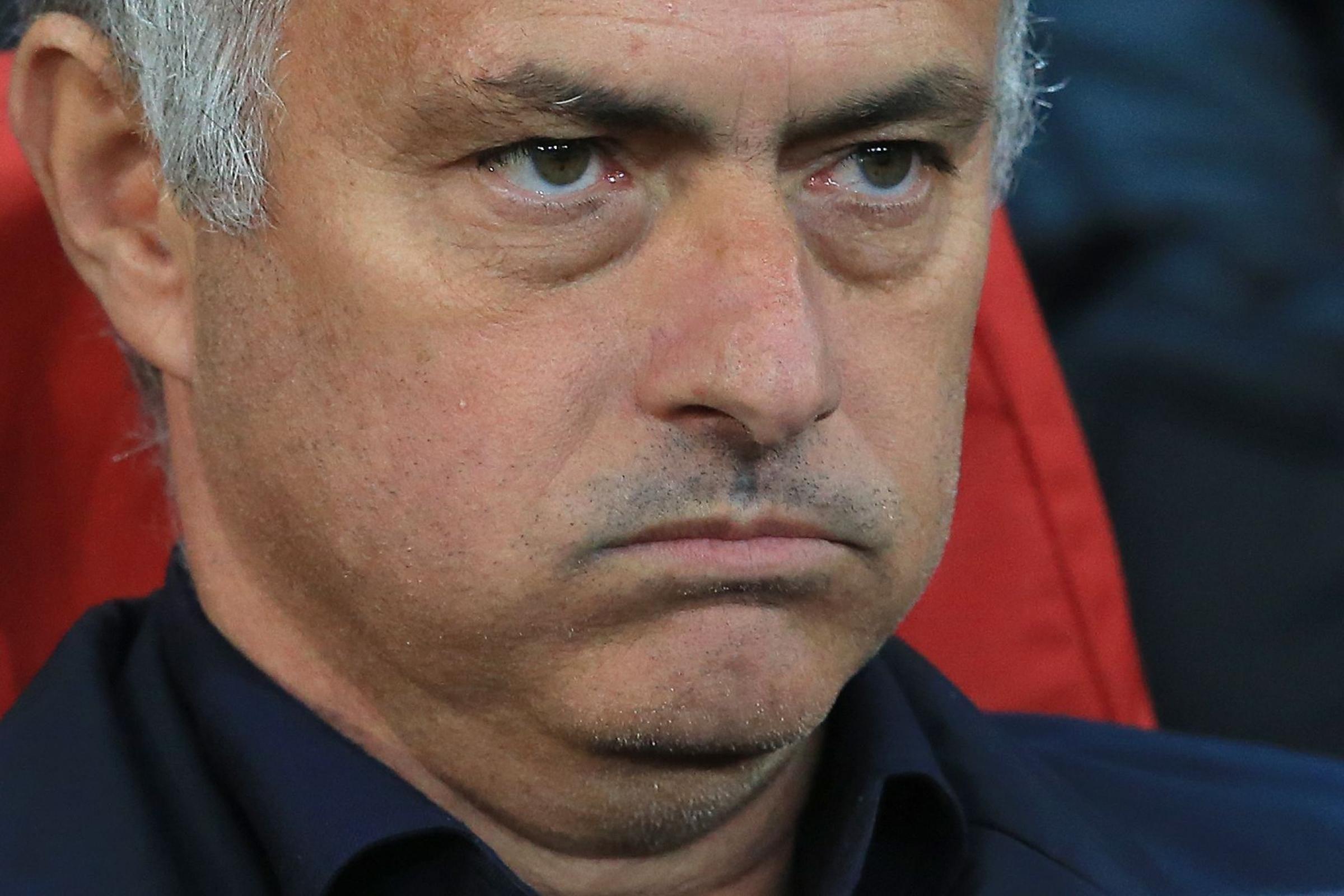 Premier, Mourinho Sotto Inchiesta Per Gli Insulti Il
