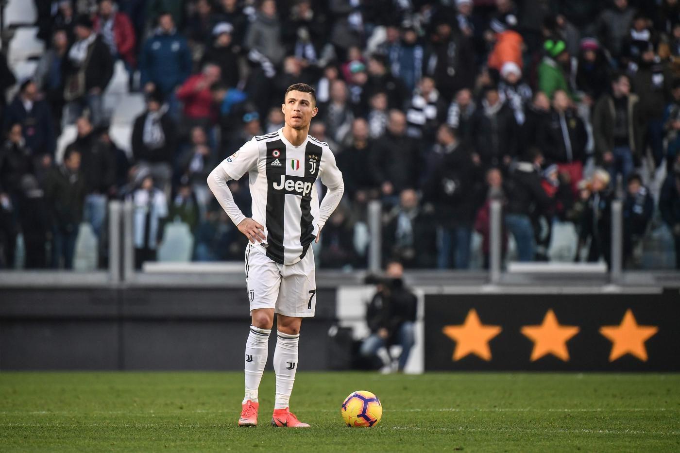 Juve Cr7 infallibile Non su punizione 13 tentativi zero gol sui calci piazzati
