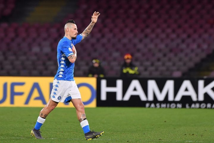 Hamsik da l'addio al calcio italiano e al Napoli | Numerosette Magazine