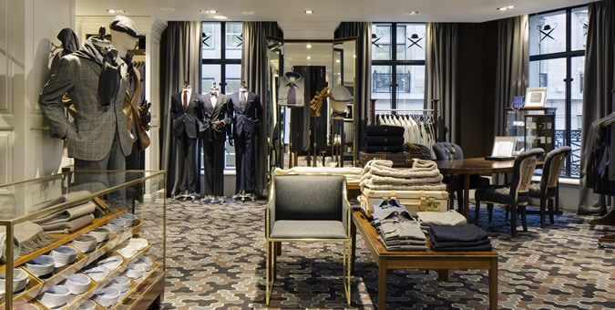 Hackett Opens New London Flagship Store  FashionBeans