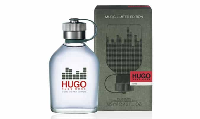 Hugo Boss Man Music Limited Edition