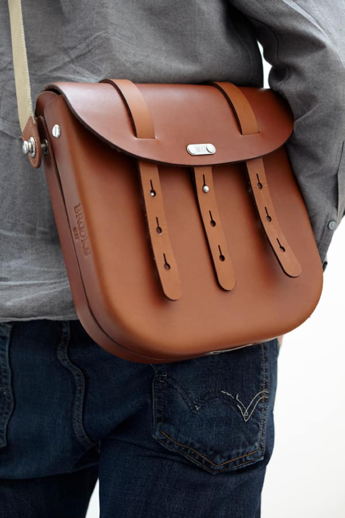 Brooks England Leather Cycle Bags  FashionBeans