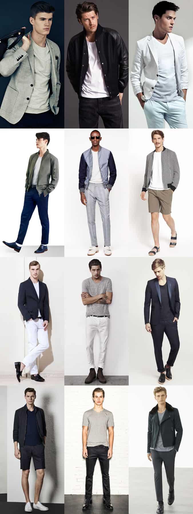 Mens Fashion Basics Part 2 T Shirts FashionBeans