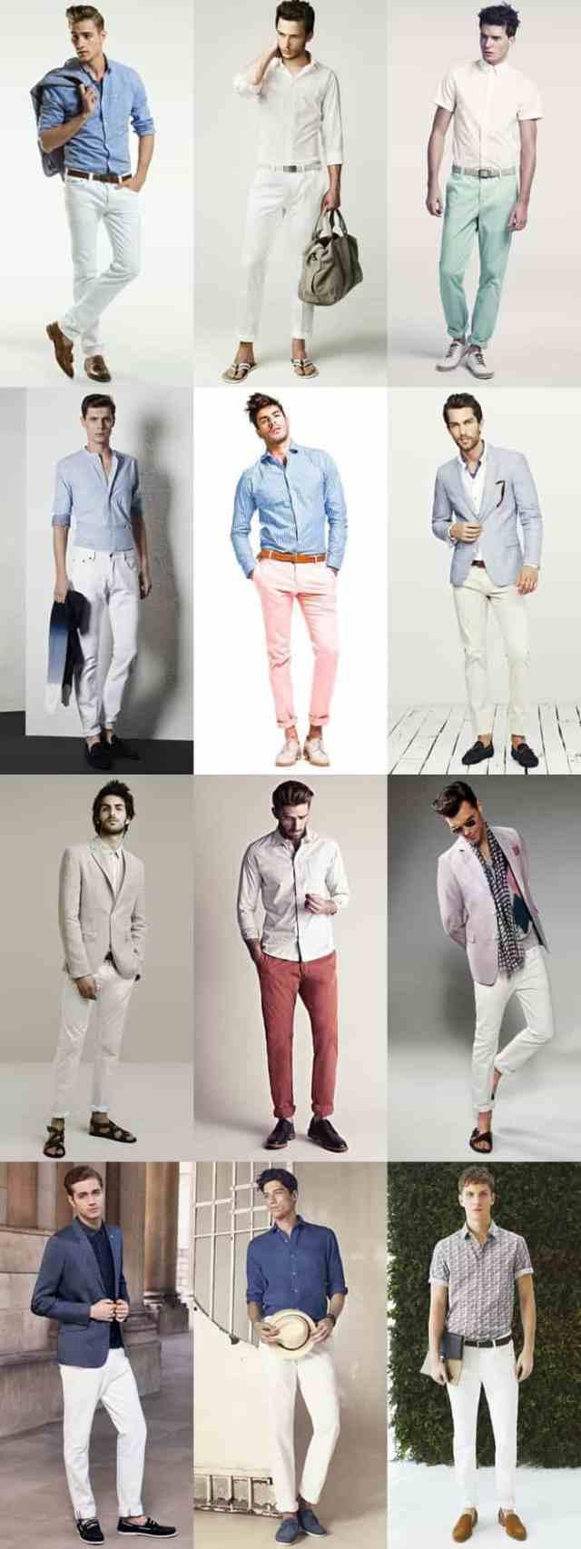 598d8d65ce8 Men s Summer Wedding Abroad Outfit Inspiration Lookbook
