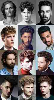 5 key men hairstyles