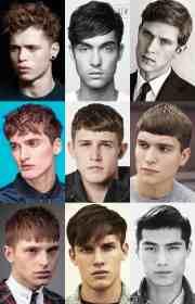 5 popular men hairstyles